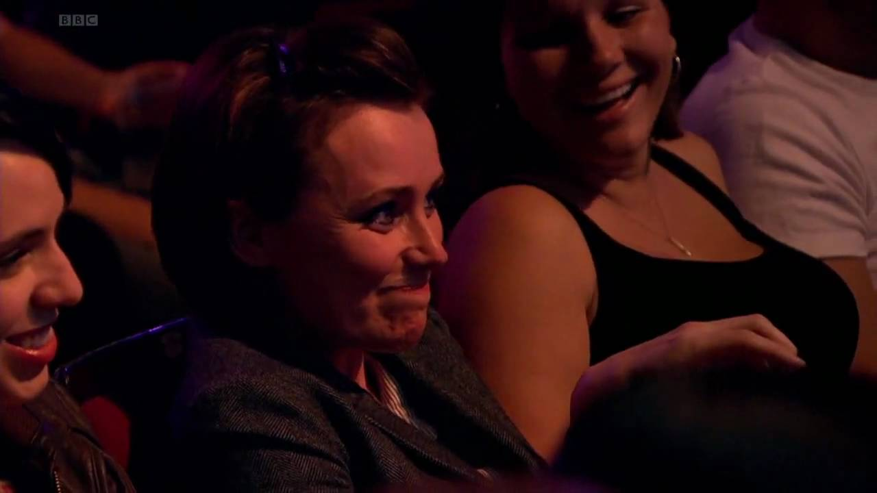 keeley hawes in the audience of live at the apollo youtube. Black Bedroom Furniture Sets. Home Design Ideas