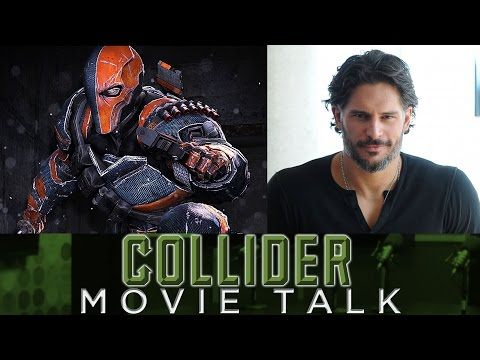 Joe Manganiello To Play Deathstroke In Batman Solo Movie - Collider Movie Talk