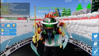 EQUIPING 500 HATS AND 500 PETS (OVER 1.3QI DAMAGE) | Roblox Unboxing Simulator
