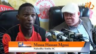 SIMBA YAMFUNGIA HASSAN KESSY MECHI TANO
