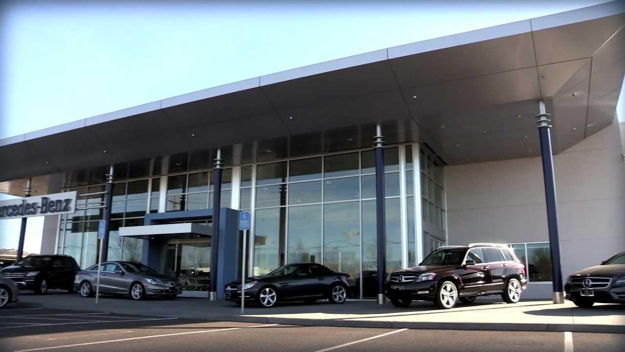Mercedes-Benz of Medford Oregon Dealership Tour - YouTube
