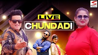 # CHUNDADI LIVE # RAJU PUNJABI & HIMANSHI GOSWAMI HARYANVI NEW DANCE 2018