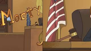 Рик и Морти 4 сезон 1 серия:Гуманный Суд