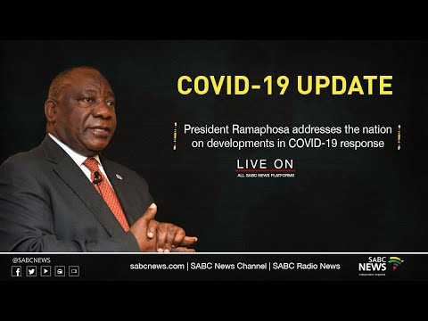 President Ramaphosa nation address