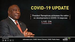 President Ramaphosa nation address