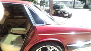 1989 Jaguar Vanden Plas On 20 S