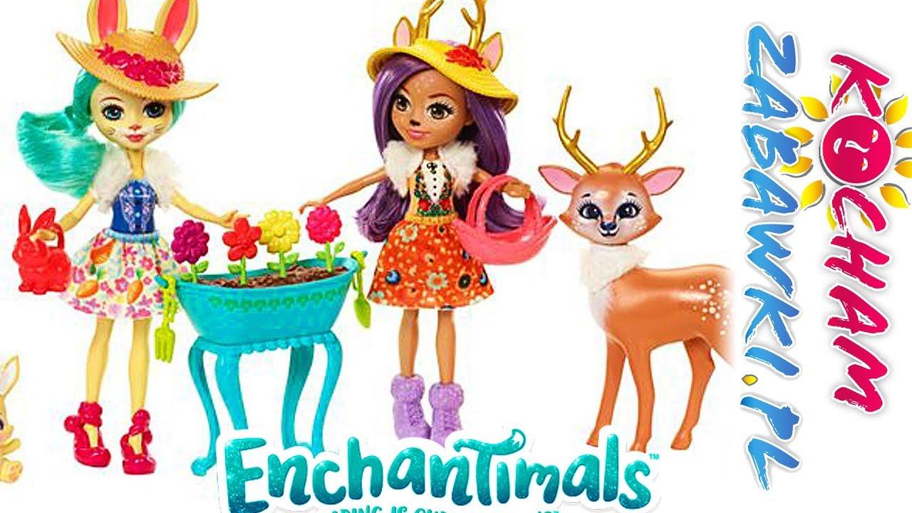 Enchantimals • Magiczny ogród • Zniknięcie kwiatków • bajki po polsku