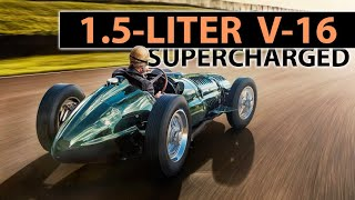 9 small engines with lots of cylinders cars episode