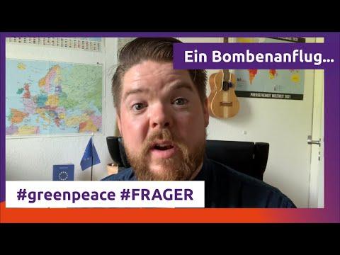 Bombe von #greenpeace ?!