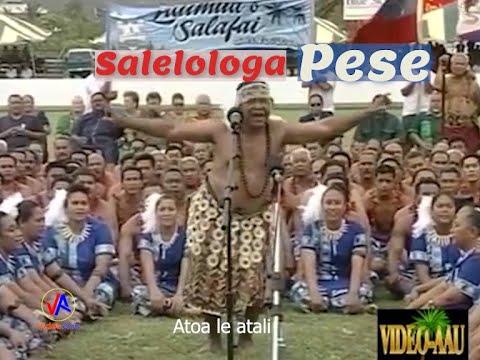 Salelologa -  Pese Samoa