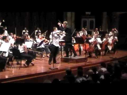 Coleridge Taylor Samuel Violin Concerto 1st movement.