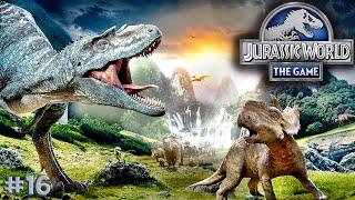 Jurassic World. Прохождение #16 (Gameplay iOS/Android)