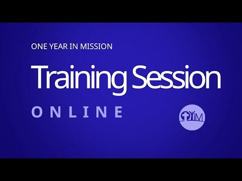 One Year In Mission / Mission Transform - English