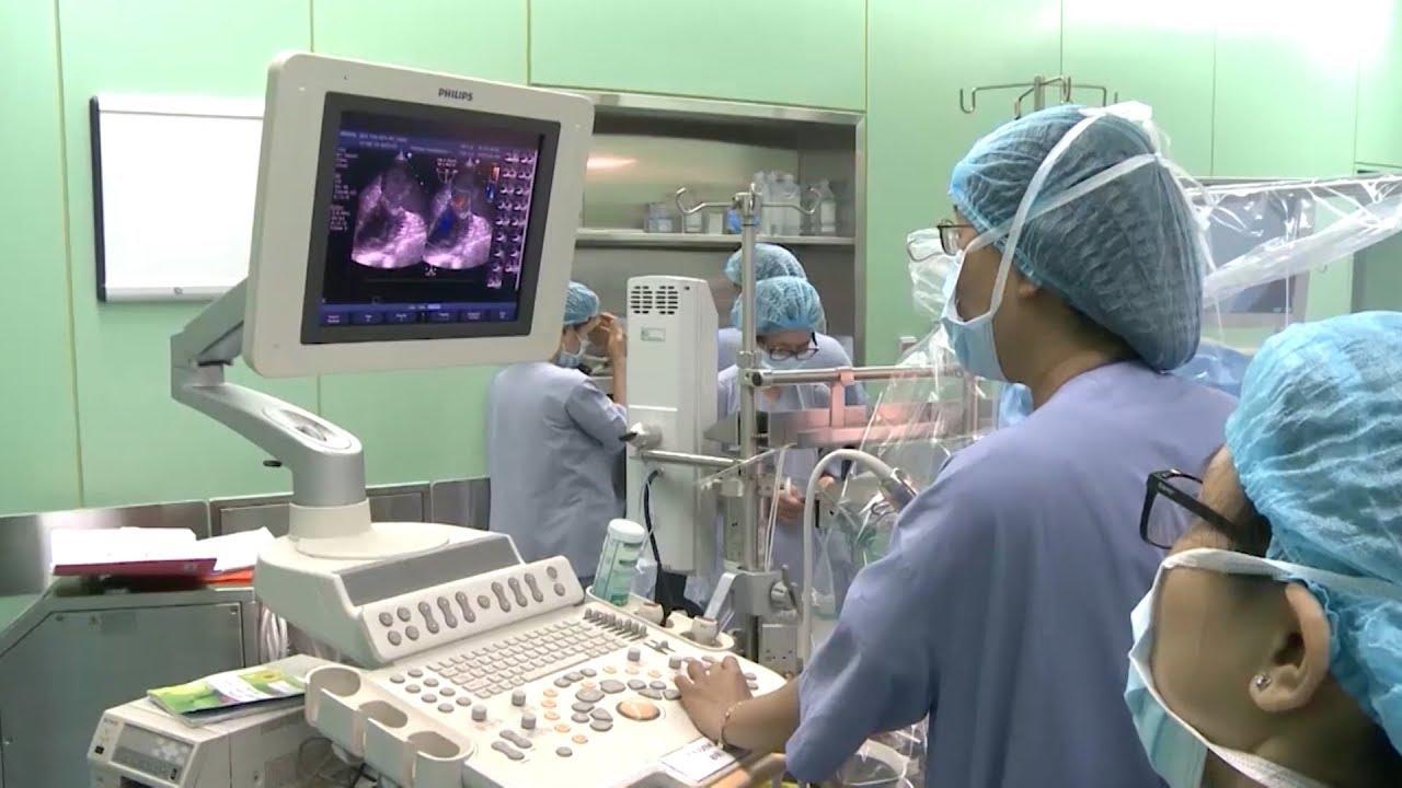Bệnh viện Đại học Y dược TP Hồ Chí Minh thực hiện ca mổ tim thứ 200 bằng phương pháp nội soi