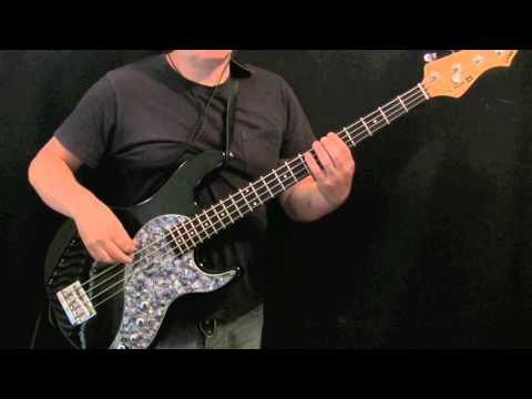 How To Play Bass To Don't Stop Believing