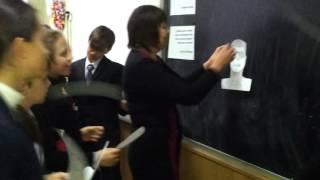 """Рефлексия к интергативному уроку """"русская лиература-изо"""""""
