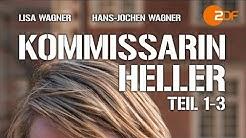 Kommissarin Heller - Teil 1-3 - Trailer | deutsch/german