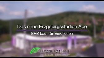 Umbau Erzgebirgsstadion 2018