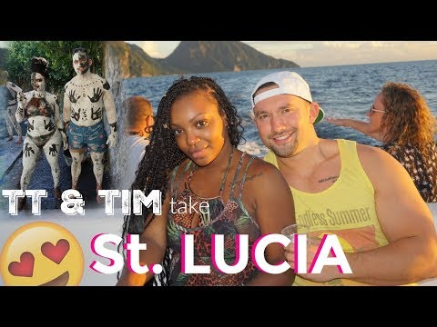 LifewithTT#5: Birthday Bae-cation in St.Lucia... #1 honey moon destination ??