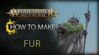 How to Make: Fur