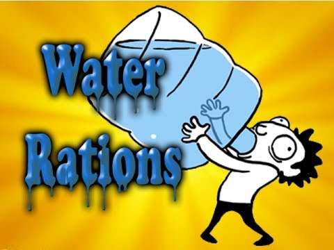 Water Rations