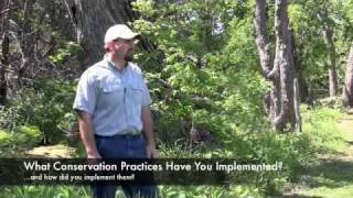 Browning Ranch Spring and stream conservation practices  - Johnson City, TX