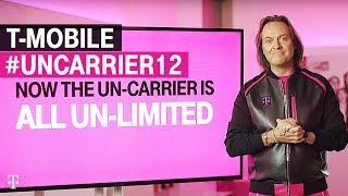 R.I.P. Data Plans - Uncarrier 12 | T-Mobile