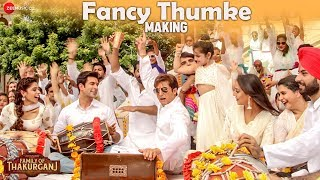 Fancy Thumke - Making | Family Of Thakurganj | Jimmy S | Mika Singh, Dev N, Jyotica T |Sajid-Wajid
