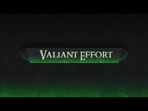 Valiant Effort - Ep 3 - Raul's Day on the Town