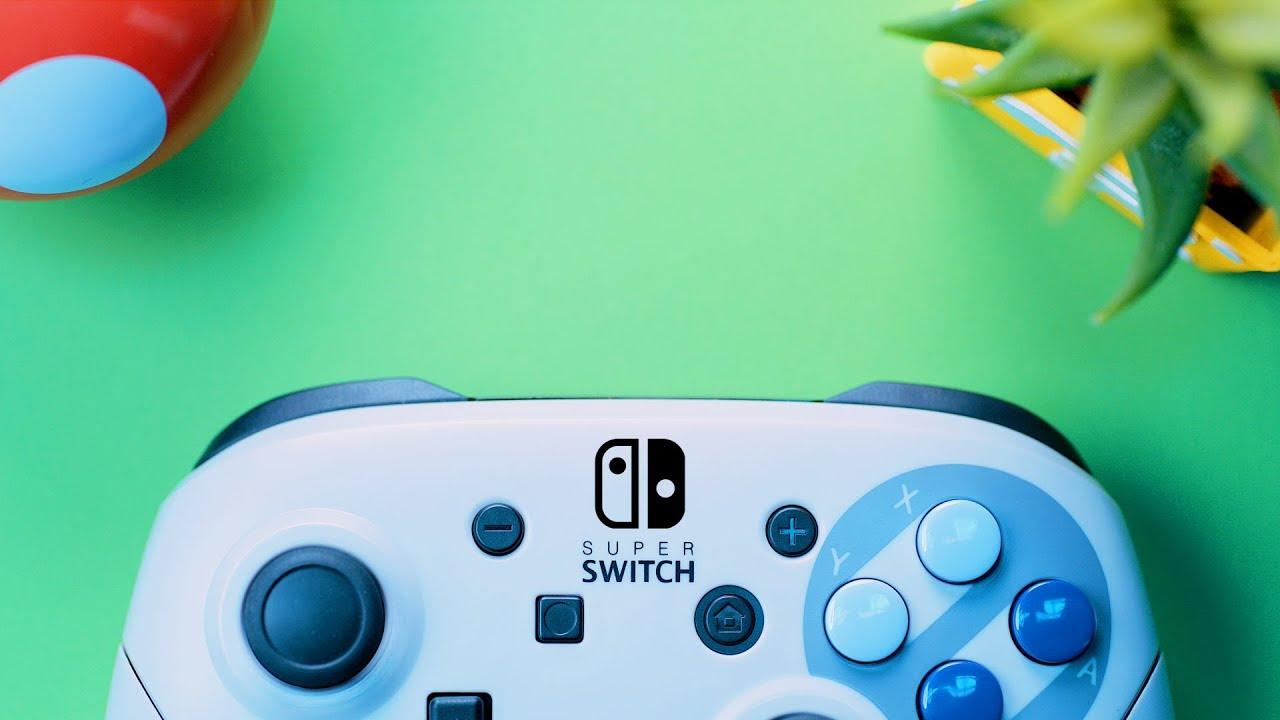 DIY Nintendo Switch Pro Controller - YouTube