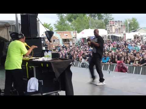 DJ Yella - Cruising down the Street in my 64 (Live @ Montebello Rockfest)