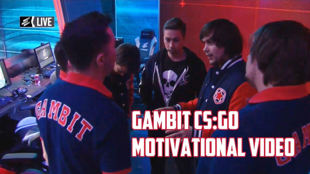 Gambit Cs Go Roster