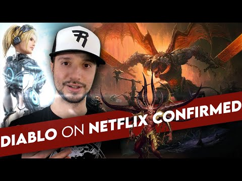 Confirmed: Diablo Netflix Series; Wolcen week 1; StarCraft Ghost leaks