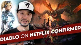 Confirmed: Diablo Netflix Series; Wolcen week 1; StarCraft Ghost leaks