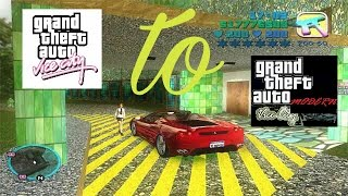 how to download and install gta vice city Modern city on pc/laptop