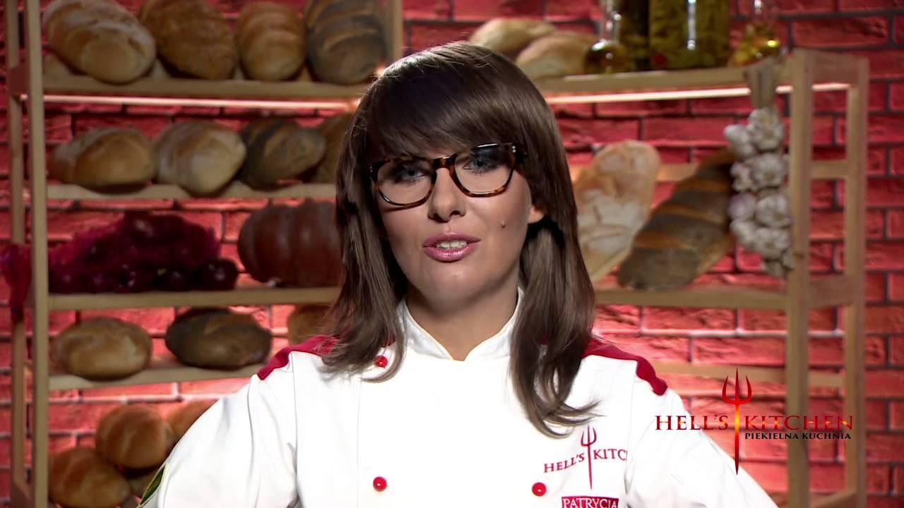 Agnieszka Amaro W Hells Kitchen Piekielna Kuchnia Youtube