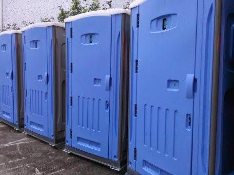 China Easy Assembling  Portable Toilet