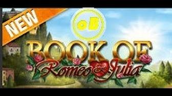 Book of Romeo and Julia - Slot - Freispiele-  Merkur Casino Online [Funmode]
