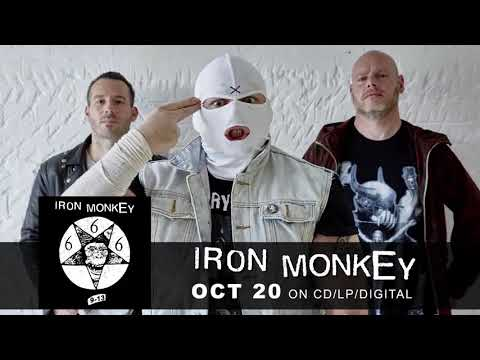 "IRON MONKEY -  ""OmegaMangler"" (Official Audio)"