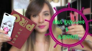 ♠ Haul Beauty:  Aliexpress, Banggood...-Prima Parte- ♠ |DudasMakeUp