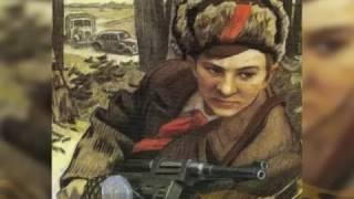 Валя Котик. Пионер-герой