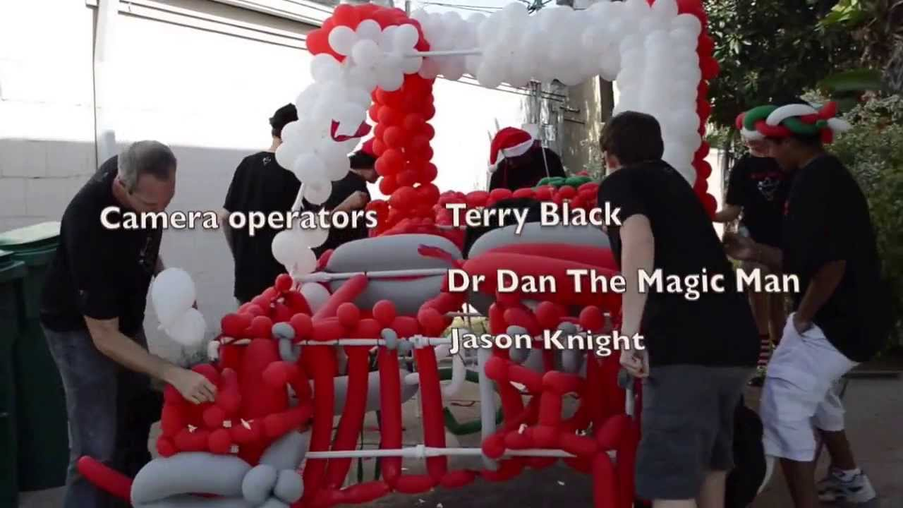 Balloon Car Drive-thru Prank: Magic Dove Magic Shop