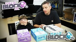 We finally got to some NerdBlocks! Little Jay Returns!