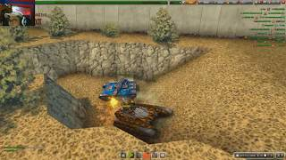 Tanki Online - Playing with Spectator Paint
