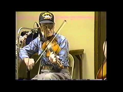 Jam Session and Dance at Wien, Missouri  (clip #10) Pete McMahan - Grey Eagle