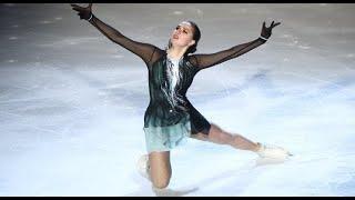 Алина Загитова Новый показательный номер на шоу Этери Тутберидзе Чемпионы на льду 2021 в Москве