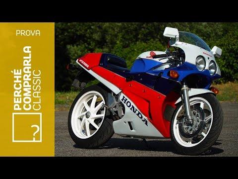 Honda RC30   Perché Comprarla Classic
