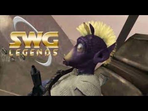 star wars galaxies legends 2018 private server level 1 until part