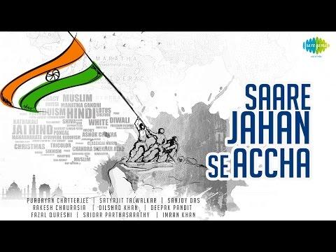 Sare Jahan Se Accha | Instrumental | Music Video