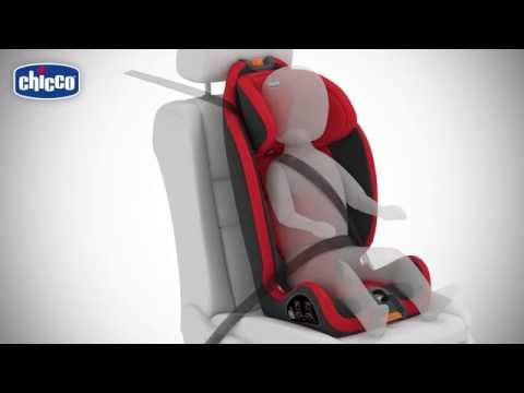 chicco gro up 123 car seat installation video youtube. Black Bedroom Furniture Sets. Home Design Ideas